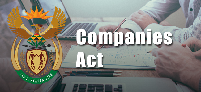 changes in company act