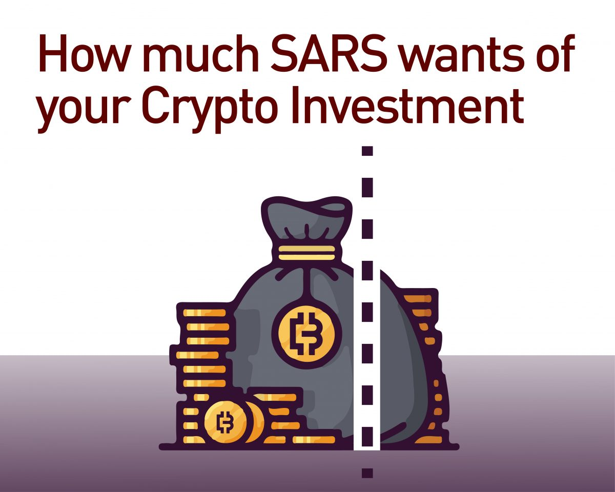 What SARS wants of your Crypto investement